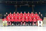 Lietuvos vyrų ledo ritulio rinktinė pakilo IIHF reitinge