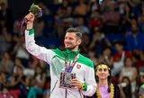 Europos žaidynių medalių įskaitoje triumfavo rusai, Lietuva pasirodė geriausiai tarp Baltijos šalių