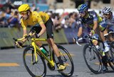 Klasikinėse dviračių lenktynėse Belgijoje E.Juodvalkis užėmė 26 vietą