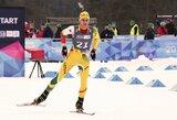 Jaunimo olimpinės žaidynės: po finišo – skirtingos lietuvių nuotaikos