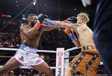 """T.Woodley už kovą su J.Paulu garantuotai uždirbo beveik pusę tiek, kiek per visą MMA karjerą, """"Showtime Boxing"""" vadovas atskleidė pirmą kartą jo karjeroje pasitaikiusią istoriją iš užkulisių"""