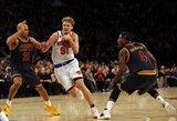 M.Kuzminsko rungtynių metu policija suėmė emocijų nevaldžiusią NBA legendą