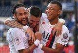 """Icardi: """"Neymaras ir K.Mbappe yra tobuli komandos draugai"""""""