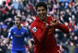 """L.Suarezas gali sugrįžti į """"Liverpool""""?"""