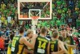 Lietuva po planetos pirmenybių pakils į trečiąją FIBA reitingo poziciją
