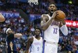 Penki NBA krepšininkai, kurie turėjo pakeisti komandas