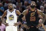 NBA paskelbė 10 gražiausių finalo serijos epizodų