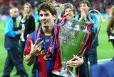 """Palygino Argentinos futbolo legendas: """"D.Maradona nelaimėjo nė 1 proc. to, ką turi L.Messi"""""""