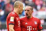 """N.Kovačas išreiškė pagarbą """"Bayern"""" paliekantiems veteranams: """"A.Robbenas ir F.Ribery pakeitė Vokietijos lygą"""""""