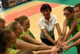 Lietuvos krepšininkai ir toliau neklumpa EUSA žaidynėse