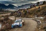 Trečioji Monte Karlo WRC diena: D.Jocius jaučiasi vis komfortabiliau
