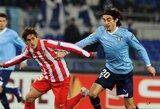 "G.Biava ir C.Brocchi pratęsė sutartis su ""Lazio"""
