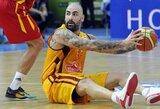 P.Antičius baigė karjerą Makedonijos rinktinėje