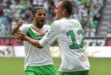 """""""Wolfsburg"""" klubas sėkmingai startavo Vokietijos čempionate"""