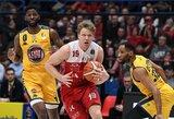 M.Kuzminskui – NBA komandų pasiūlymas