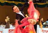 D.Vėželis ir L.Chatkevičiūtė – tarptautinių varžybų Prahoje vicečempionai