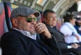 """""""Siena"""" komandos vairą perima S.Cosmi"""