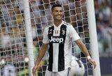 """D.Simeone džiaugiasi: """"Kai nėra C.Ronaldo, """"Atletico"""" yra """"Real"""" lygyje"""""""