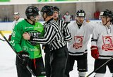"""Principiniame mače – reguliarų sezoną užbaigusi """"Hockey Punks"""" pergalė po baudinių serijos"""