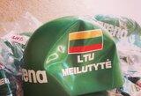 R.Meilutytės svajonės pildosi: sportininkė turės savo vardinę plaukimo kepuraitę