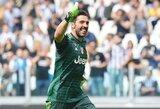 """""""Juventus"""" pratęs sutartį su 42-ų G.Buffonu"""
