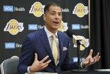 """""""Lakers"""" gali iškeisti ketvirtąjį šaukimą"""