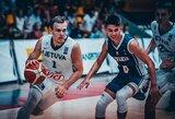 Lietuvos jauniai kovos dėl Europos čempionato bronzos medalių