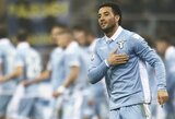 """""""Lazio"""" laimėjo dramą Milane ir žengė į Italijos taurės pusfinalį"""