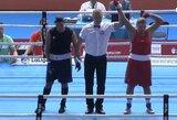 Europos moterų bokso čempionatas prasidėjo I.Lešinskytės pergale