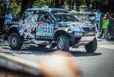 Dakaro ralis: pirmasis etapas atšauktas