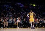 """""""Lakers"""" grąžino iš valstybės gautą solidžią paramą"""