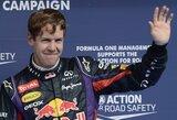 "S.Vettelis: ""N.Rosbergui prilygti nesugebėjau"""