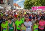Unikali kauniečių idėja – po maratono bėgs su šiukšlių maišais rankose