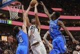 """Tragiškas R.Westbrooko puolimas ir pirmoji """"Thunder"""" komandos nesėkmė"""