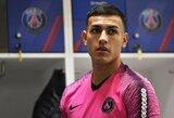 Oficialu: PSG įsigijo L.Paredesą