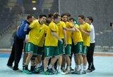 Lietuvos rankininkai sužinojo savo varžovus pasaulio čempionato atrankoje