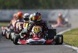 J.Jonušis startavo Europos kartingo čempionate
