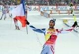 Įspūdingą pasaulio biatlono taurės sezoną M.Fourcade'as užbaigė pergalingai