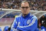 """M.Bielsa paaiškino, kodėl vos po 2 dienų nusprendė palikti """"Lazio"""""""