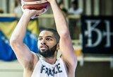 NBA žaidėjai vedė prancūzus į pergalę