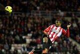 """F.Campbellas palieka """"Sunderland"""" klubą (+ 5 naujienos)"""