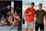 """""""3 nokautai per 3 sekundes, teisėjas jį išgelbėjo"""": UFC žvaigždės sureagavo į M.Bukausko pralaimėjimą"""