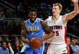 """""""Pelicans"""" papildė po NBA klubus klajojantis amerikietis"""