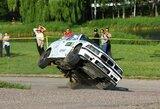 Panevėžio miesto gimtadienio šventėje lenktynininkas R.Šeinauskas sieks dar vieno rekordo