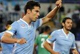 """""""Lazio"""" sutinka parduoti A.Hernanesą už 18 mln. eurų"""