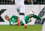 """""""Galatasaray"""" dviem puikiais smūgiais įveikė Ž.Karčemarską, S.Stankevičius žaidė Norvegijoje"""