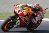 MotoGP lenktynėse – trečia iš eilės M.Marquezo pergalė