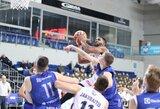 Jonavos krepšininkai patyrė ketvirtąją nesėkmę iš eilės