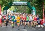 Rekordinis dalyvių skaičius Valstybės dieną šventė bėgdami aplink Žaliuosius ežerus