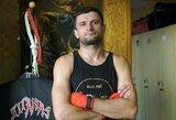 Į MMA narvą grįžtantis V.Valančius Suomijoje kovos su vietine žvaigžde